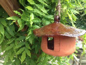 Vogelhuisje Keramiek
